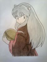 Inuyasha by ADFlowright