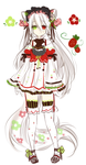 Fruity Fleuranges Series Adopt Preview by reiaruu