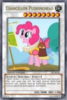 Chancellor Puddinghead (MLP): Yu-Gi-Oh! Card by PopPixieRex