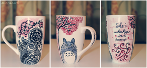 Sharpie mug by AnanyaArts