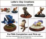 Commissions Open for FWA Pick-Up! by LeiliaClay