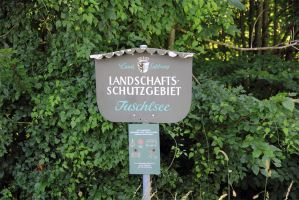Sign Fuschlsee by cluster5020