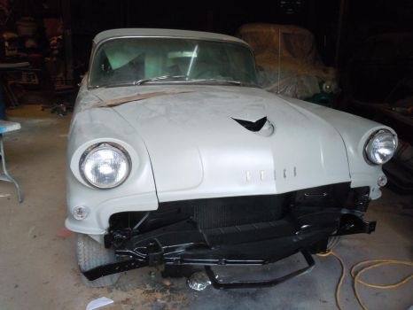 1956 Buick Model 49 Special Estate Wagon by Brooklyn47