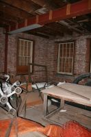 Abandoned 003 by Knuckleduster-Stock