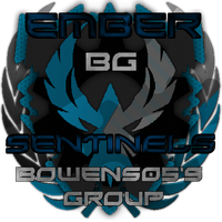 Bowens05's Group Ember Sentinels logo by Chloromatus
