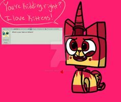 Q and A #37 by Princess-Unikitty