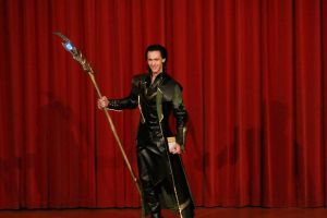 Loki Cosplay by Teenageher0