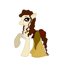 Christine Daae~the Phantom of the Opera (Ponified) by BrittMyerz1997