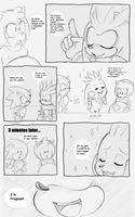 Sonic got Amy Pregnant Pg 26 by sonicxamy09