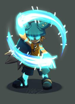 The Power of Wakfu by Duuz-Diz-Din