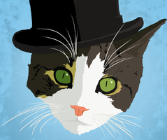 Mr. Paws III by ClearVector