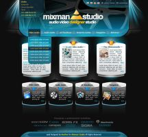 Mixman Studio v1.0 by DesignersJunior