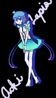 Aoki Lapis by OpticalPopcorn
