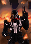 Agent Venom : Trial by Fire by Odin787