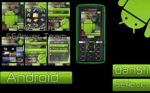 Android SE - Theme For SE by DanSti