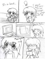 So Bored.. Page 1 of 2 by gummigator