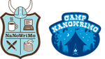 Heather NaNoWriMo and Camp Logos by heatherdvdprincess