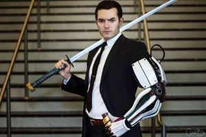 Mondo Zappa from Killer is DEAD. by NYCAssassin