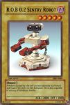 R.O.B 0.2 Card 3 SSBB SERIES 1 by The-not-Mario-guy