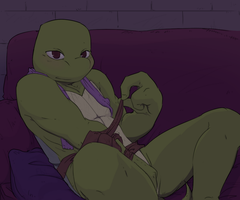 Donatello by ashitarimai