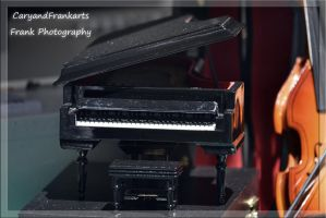 My old Piano by CaryAndFrankArts