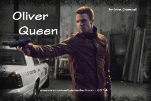 Oliver with guns by MrsCromwell