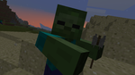 Minecraft - Zombie by Ludolik
