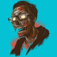I was a Zombie Before it was Cool by Design-By-Humans