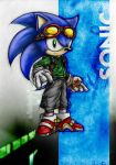 Sonic-part four by stucat
