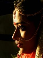 The Bengali Bride III by S-A--K-I