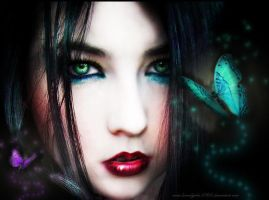 Madame Butterfly by LoverDgirlA1065