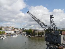 Crane and Harbour by Party9999999