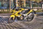 Pulsar RS 200 HDR by evrengunturkun
