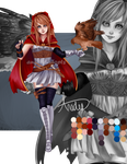 ADOPTABLE AUCTION 24 [CLOSED] by Anadia-Adopts