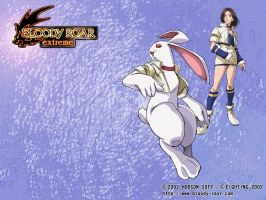Bloody Roar Extreme Alice by Sideswipe217