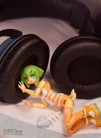 Listening To The Music by oOnyaOo