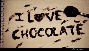 I love chocolate by Nanda-R