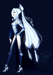 Icy new outfit by MinamiKoboyasy