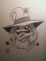 SCARECROW by ChrisFaccone