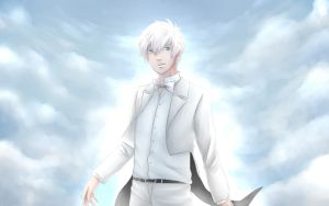Pure White by Heller45