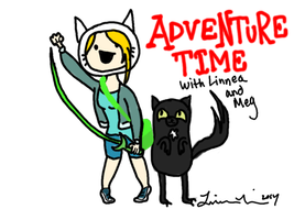 Adventure Time (includes Samurai Sword) by gummykitty-ln