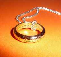 Lord of the Rings Necklace by Geekables