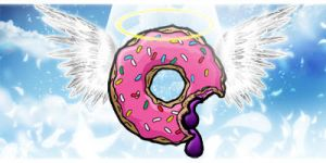 Simpsons Donut heaven Sig by Jehuty43235
