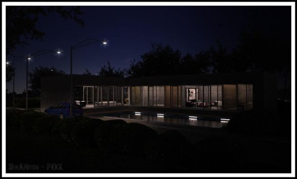 L House N8 Rear by tHeSwANton-F0X