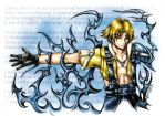 Tidus - Forever by nachtwulf