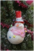 Snowman by Claudia008