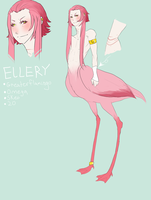 VoS: Ellery by AcyddXRainbows