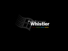 Microsoft Codename Whistler 2419 Bootscreen for XP by Windows-0