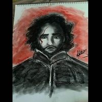 Jon Snow by ArelySkywalker