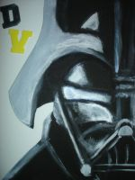 foam vader by anacal